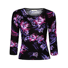 Buy Precis Petite Floral Print Jumper, Multi Online at johnlewis.com