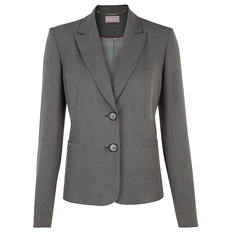 Buy Planet Pin Dot Jacket, Grey Online at johnlewis.com