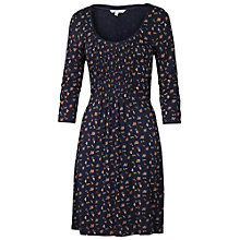 Buy Fat Face Natalie Falling Leaves Dress Online at johnlewis.com