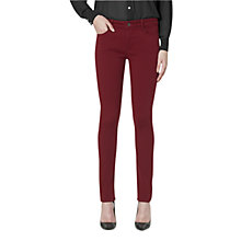 Buy Not Your Daughter's Jeans Super Stretch Jegging, Red Online at johnlewis.com