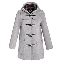 Buy Gloverall Classic Mid-Length Duffle Coat Online at johnlewis.com