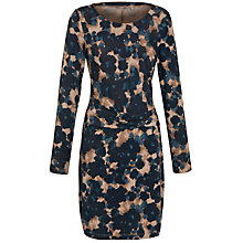 Buy Sandwich Ikat Jersey Dress, Slate Grey Online at johnlewis.com