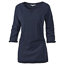 Buy Fat Face Sydney Tunic Top, Blue Online at johnlewis.com