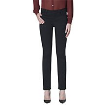 Buy Not Your Daughter's Embellished Skinny Jeans, Black Online at johnlewis.com