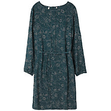 Buy Seasalt Carveth Dress, Linear Camelia Ceder Online at johnlewis.com