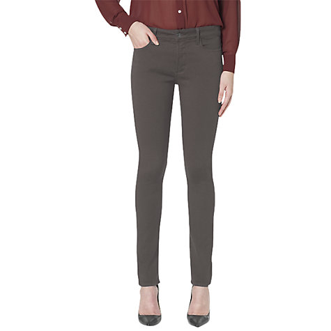 Buy Not Your Daughter's Super Stretch Jeggings, Smokey Taupe Online at johnlewis.com