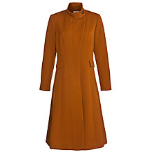 Buy Toast Promenade Coat, Ginger Online at johnlewis.com