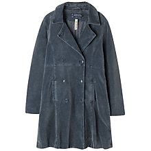 Buy Seasalt Nelson Coat, Granite Online at johnlewis.com