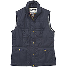 Buy Seasalt Greenwich Gilet, Orca Online at johnlewis.com
