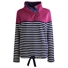 Buy Joules Harkaway Stripe Sweater Online at johnlewis.com