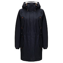 Buy Aigle Elasticated Waist Parka, Night Online at johnlewis.com