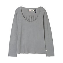 Buy Seasalt Seasonal T-Shirt, Mineral Online at johnlewis.com