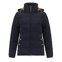 Buy Aigle Old Haven Short Quilted Jacket Online at johnlewis.com