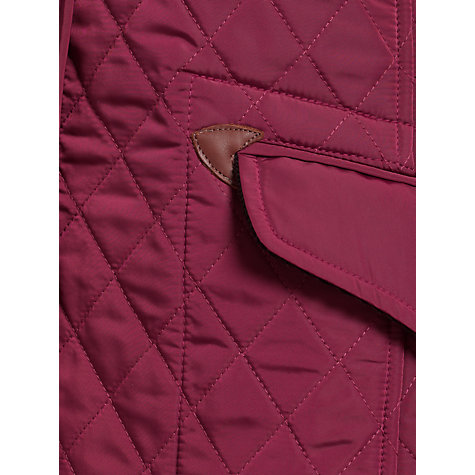 Buy Aigle Short Quilted Jacket Online at johnlewis.com