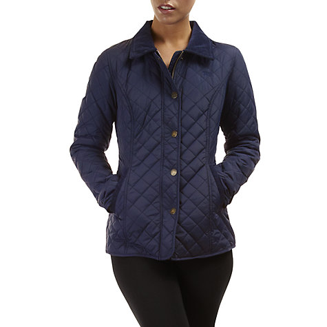 Buy Rampant Sporting Quilted Jacket Online at johnlewis.com