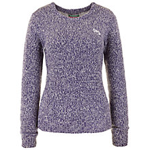 Buy Rampant Sporting Chunky Knit Jumper, Heather Online at johnlewis.com