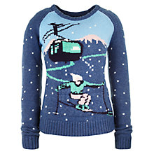 Buy Rampant Sporting Ski Jumper, Ski Farisle Online at johnlewis.com