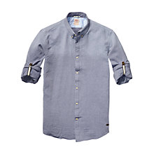 Buy Scotch & Soda Denim Style Long Sleeve Shirt Online at johnlewis.com