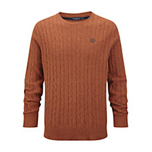 Buy Henri Lloyd Combe Regular Crew Knit Jumper Online at johnlewis.com