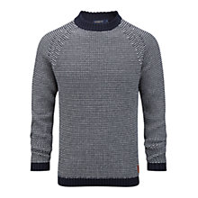 Buy Henri Lloyd Crew Neck Jumper, Surf Online at johnlewis.com