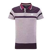 Buy Henri Lloyd Libra Short Sleeve Polo Shirt Online at johnlewis.com