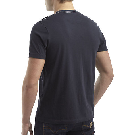 Buy Henri Lloyd Felucca Print Crew Neck T-Shirt Online at johnlewis.com