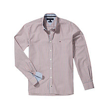 Buy Tommy Hilfiger Keith Striped Shirt Online at johnlewis.com