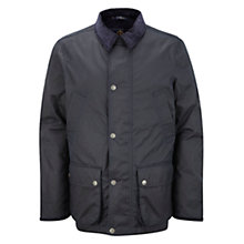 Buy Henri Lloyd Regis Wax Jacket, Blue Online at johnlewis.com