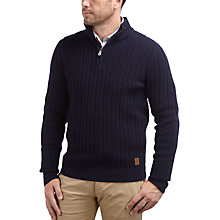 Buy Henri Lloyd Leet Half Zip Jumper Online at johnlewis.com