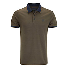 Buy Henri Lloyd Short Sleeve Contrast Polo Shirt Online at johnlewis.com