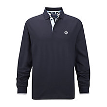 Buy Henri Lloyd Dacker Long Sleeve Polo Shirt Online at johnlewis.com