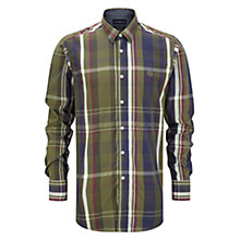 Buy Henri Lloyd Lupus Check Regular Fit Shirt Online at johnlewis.com