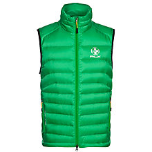 Buy Ralph Lauren RLX Golf Explorer Gilet, Preppy Gilet Online at johnlewis.com