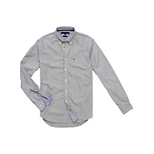 Buy Tommy Hilfiger Glen Oxford Shirt Online at johnlewis.com