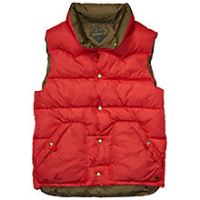 Buy Scotch & Soda Reversible Gilet Online at johnlewis.com