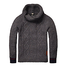 Buy Scotch & Soda Naps Yarn Jumper Online at johnlewis.com