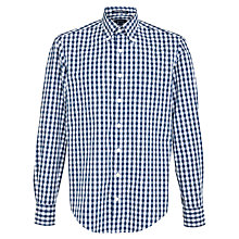 Buy Gant Gingham Poplin Shirt Online at johnlewis.com
