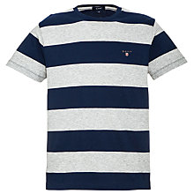 Buy Gant Bar Stripe Tee Online at johnlewis.com