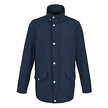 Buy Gant Decker Field Jacket, Blue Iris Online at johnlewis.com