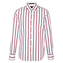 Buy Gant Stripe Oxford Shirt Online at johnlewis.com