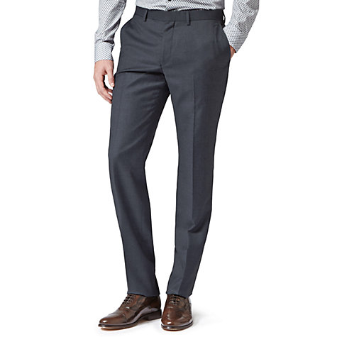 Buy Reiss Baker Peak Lapel Suit, Airforce Blue Online at johnlewis.com