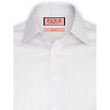Buy Thomas Pink Alexi Stripe Long Sleeve Shirt Online at johnlewis.com