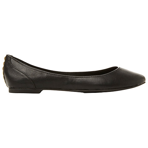 Buy Steve Madden King SM Stud Back Ballerina Pump Shoes Online at johnlewis.com