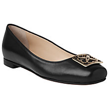 Buy L.K. Bennett Shannon Square Toe Pumps Online at johnlewis.com