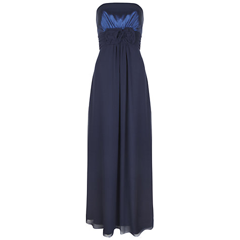 Buy Ariella Faith Dress, Teal Online at johnlewis.com