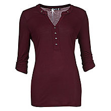 Buy Betty Barclay Long Sleeve Tunic, Barolo Online at johnlewis.com