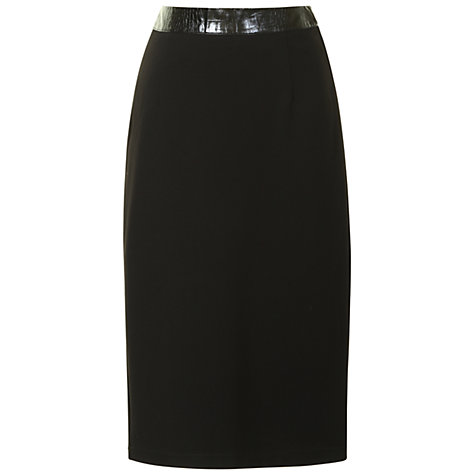 Buy True Decadence Pencil Skirt, Black Online at johnlewis.com