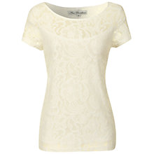 Buy True Decadence Lace T-Shirt Online at johnlewis.com