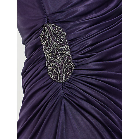 Buy Ariella Alexia Dress, Purple Online at johnlewis.com