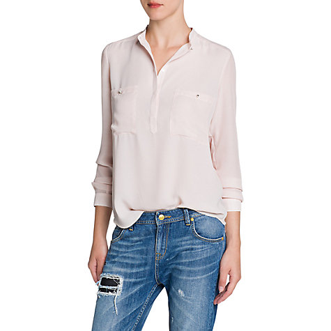 Buy Mango Chiffon Blouse Online at johnlewis.com